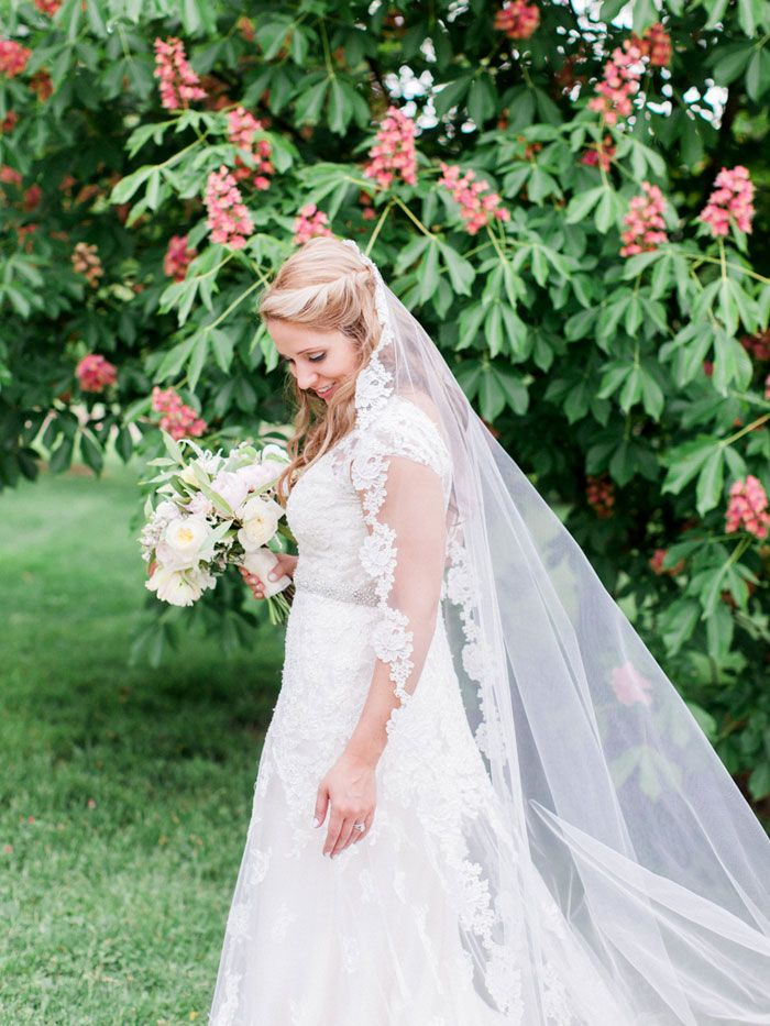 Kristen y de Dave boda en el salón Crystal | Vestido de Novia ...