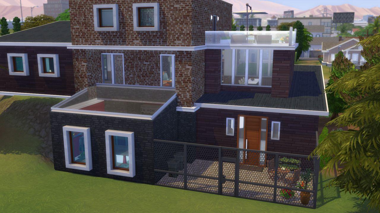 The Sims 4 Get Famous House Inspo Sims 4 House Plans Famous