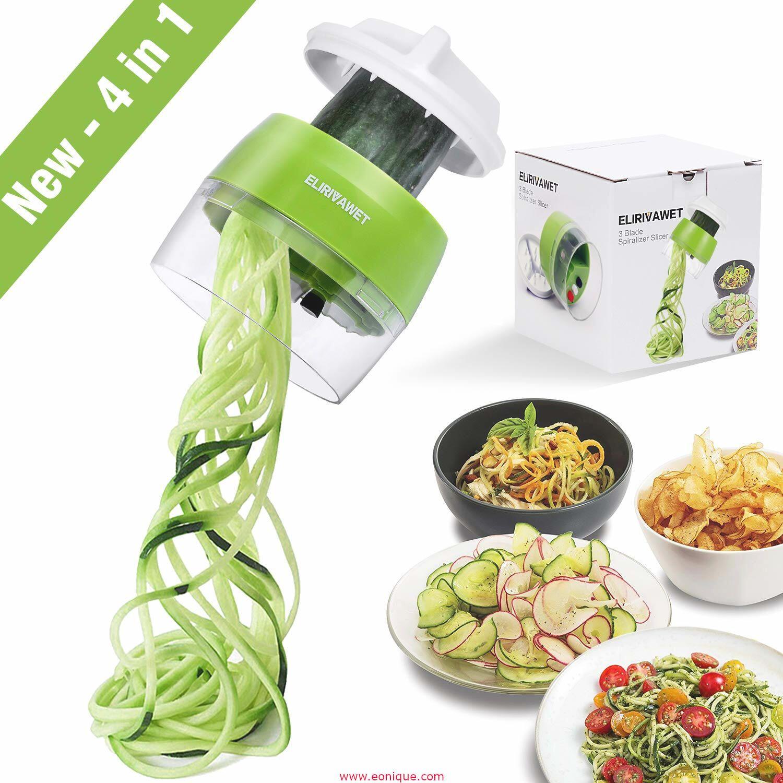 Top 14 Veggie Spiralizer Kitchen Gadgets in