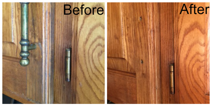 Get Grease Off Kitchen Cabinets - Easy and Naturally (With ...