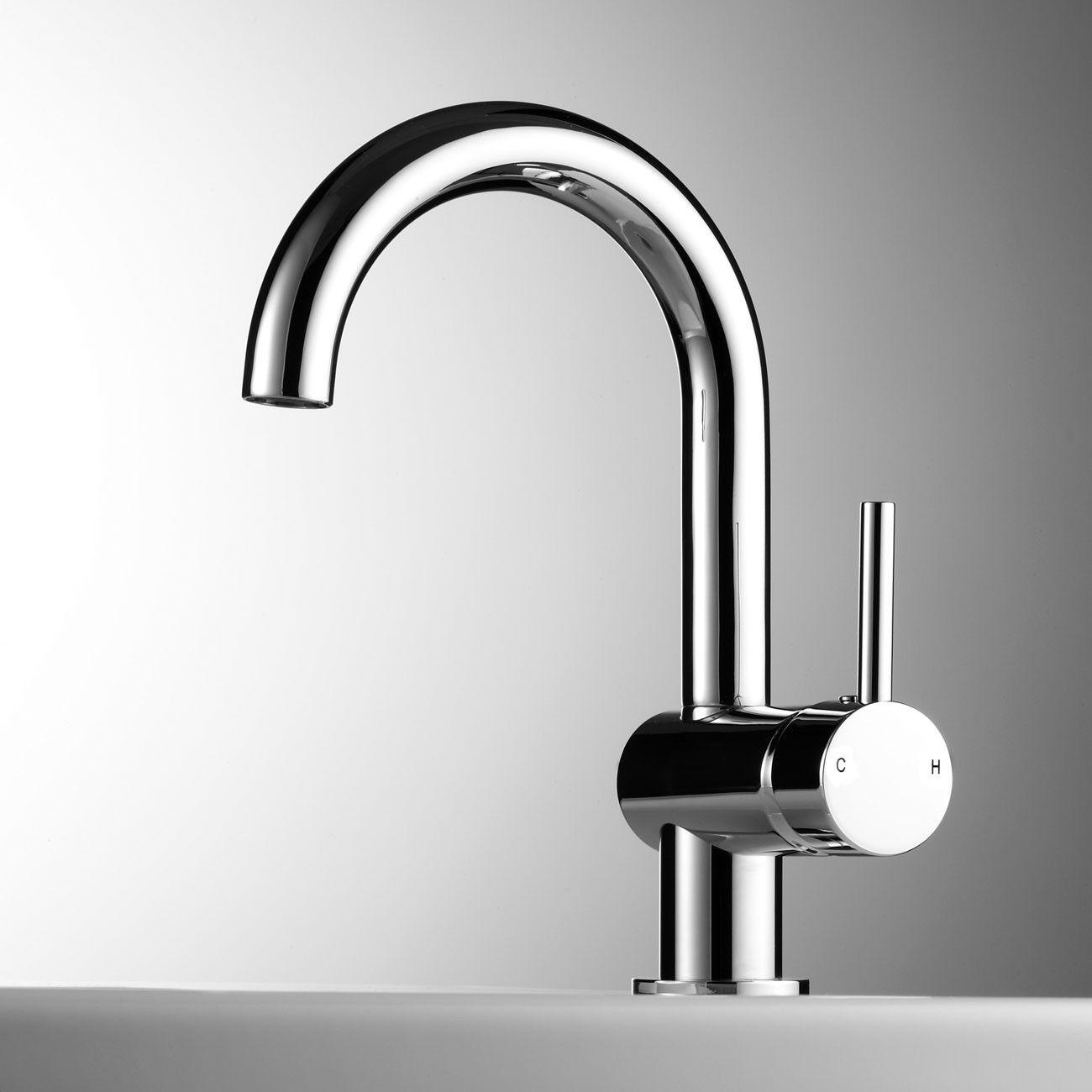 Tonic Round Basin Mixer Tap - Rogerseller | Longueville | Pinterest ...