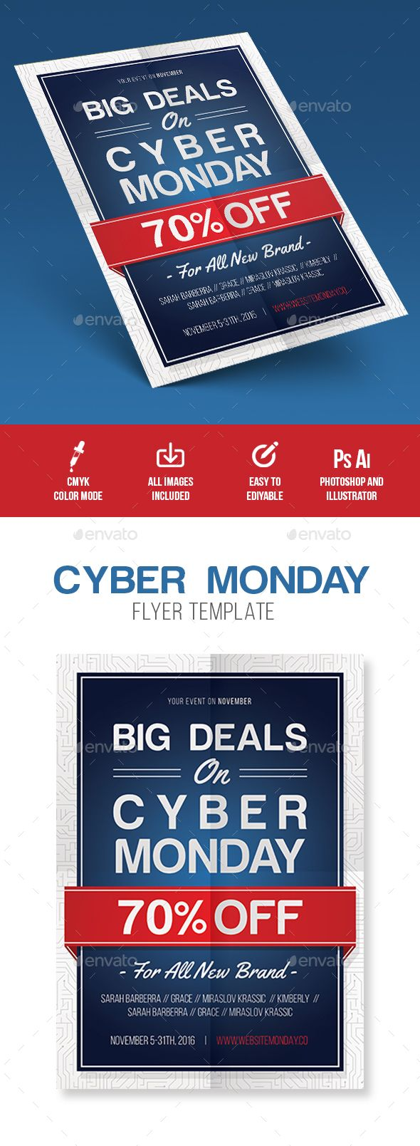 Cyber Monday  Mondays Garage And Marketing