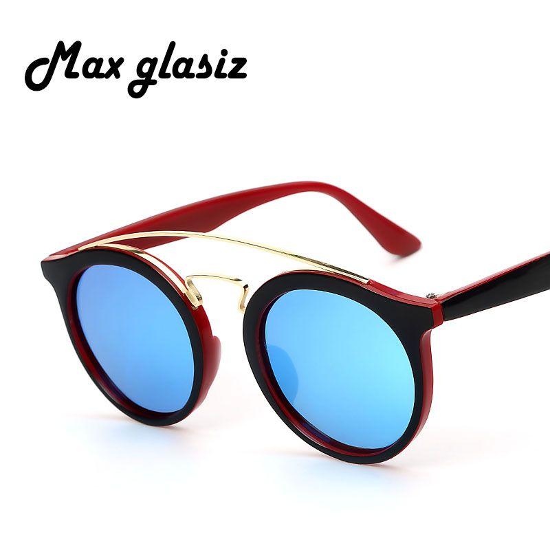 Aliexpress.com  Comprar 2017 Mujeres Gafas de Sol Polarizadas Lente UV400  Espejo de La Vendimia Hombres Mujeres tamaño Pequeño Gafas de Sol Gafas De  Sol ... 574ed4953aba