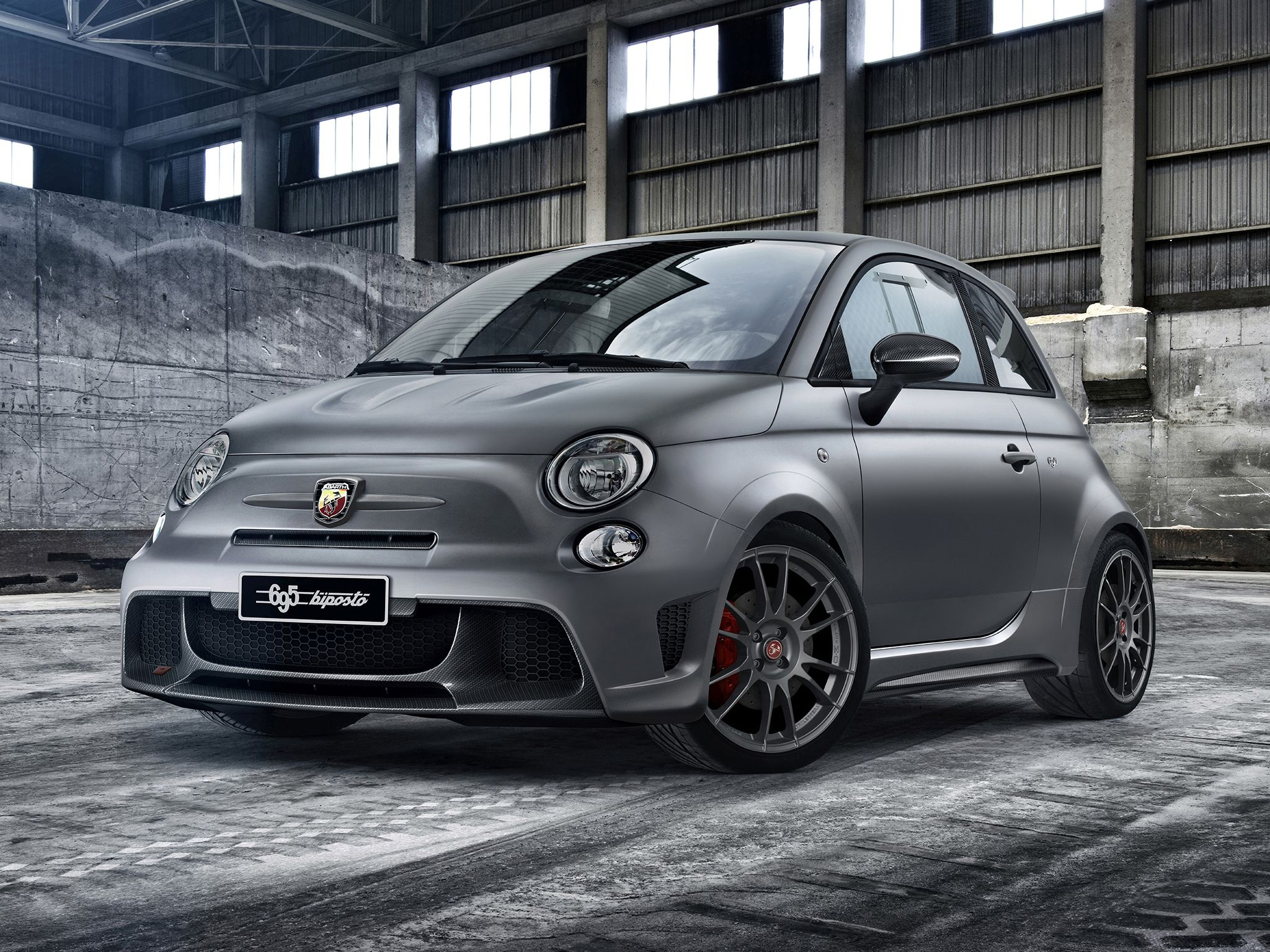 Fiart 500 Abarth 695 Biposto Cars Pinterest