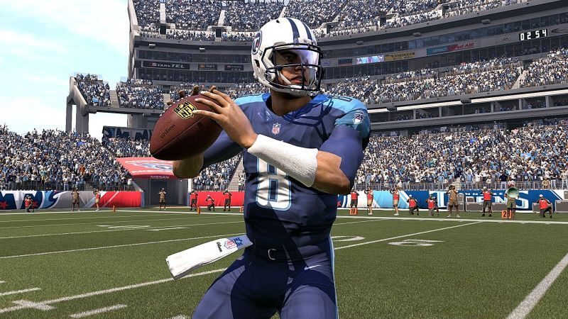 EA Says It's Fixing Formation That Baffles Madden's AI
