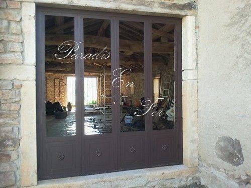 Porte D'Atelier P21 | Atelier | Pinterest | Portes, Atelier Et Façades