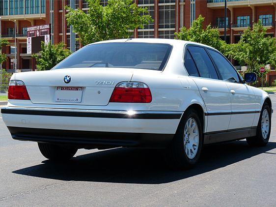 1997 BMW 740i E38 BMW E38 7Series (19942001