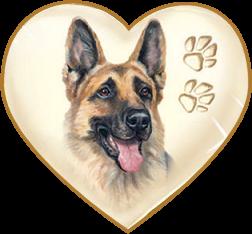 Клипарт Сердечки | Собаки, Животные и Кошки