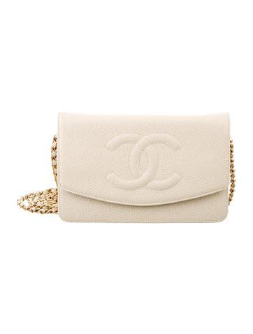 e3c80cd89d65 Chanel Timeless Caviar Wallet On Chain | Accessories | Chanel ...