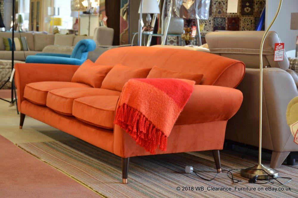 Chi Grand Sofa Content By Conran