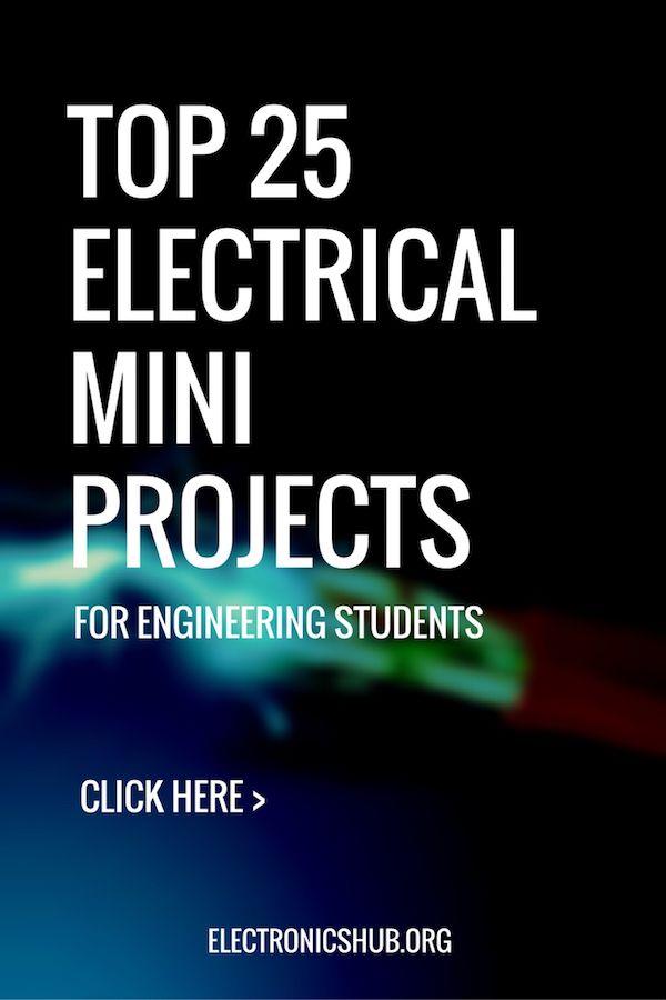 Eee Mini Projects Pdf