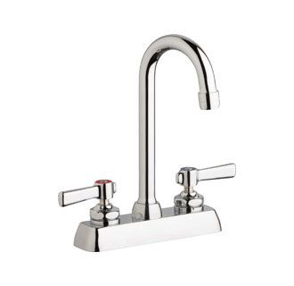 Chicago Faucets W4D-GN1AE35-369AB $109 commercial faucet | house ...