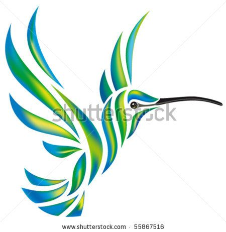 humming-bird by Neak, via Shutterstock