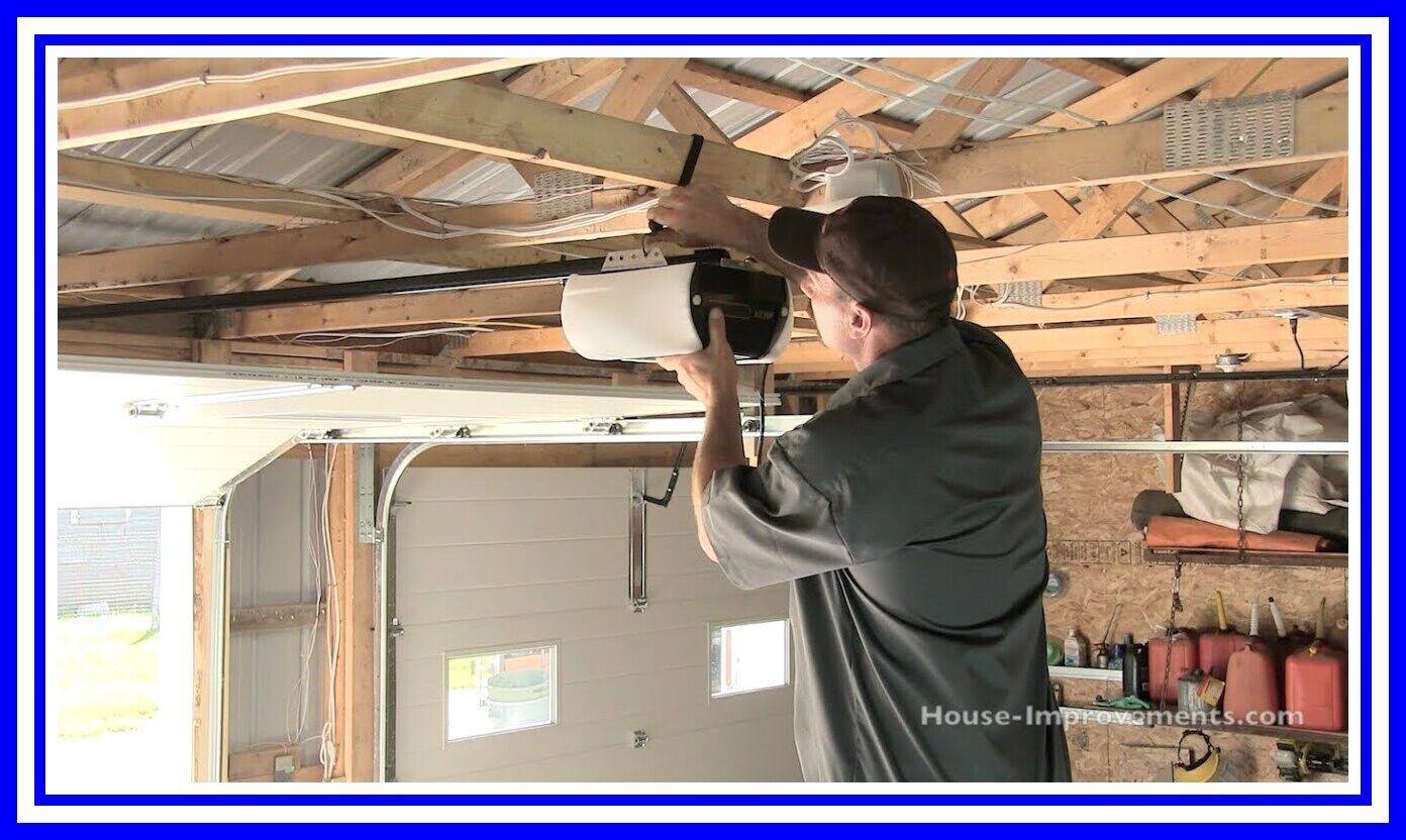 107 Reference Of Garage Door Opener Track Not Level In 2020 Garage Door Opener Installation Garage Door Design Garage Opener Installation