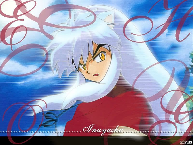 Inuyasha Wallpaper Background Theme Desktop Inuyasha
