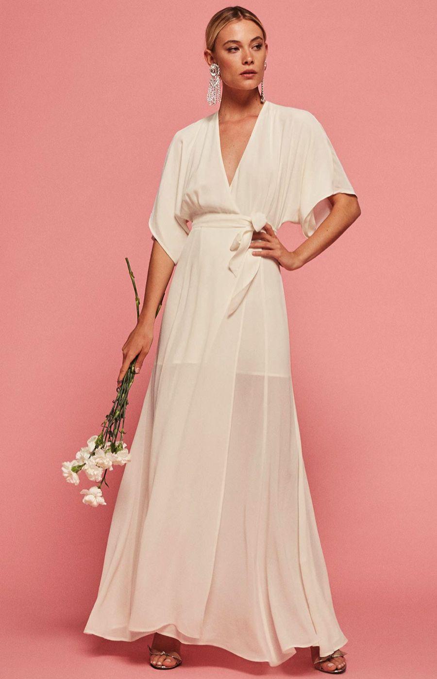 Wedding dresses for older brides | Reformation, Wedding dress and ...