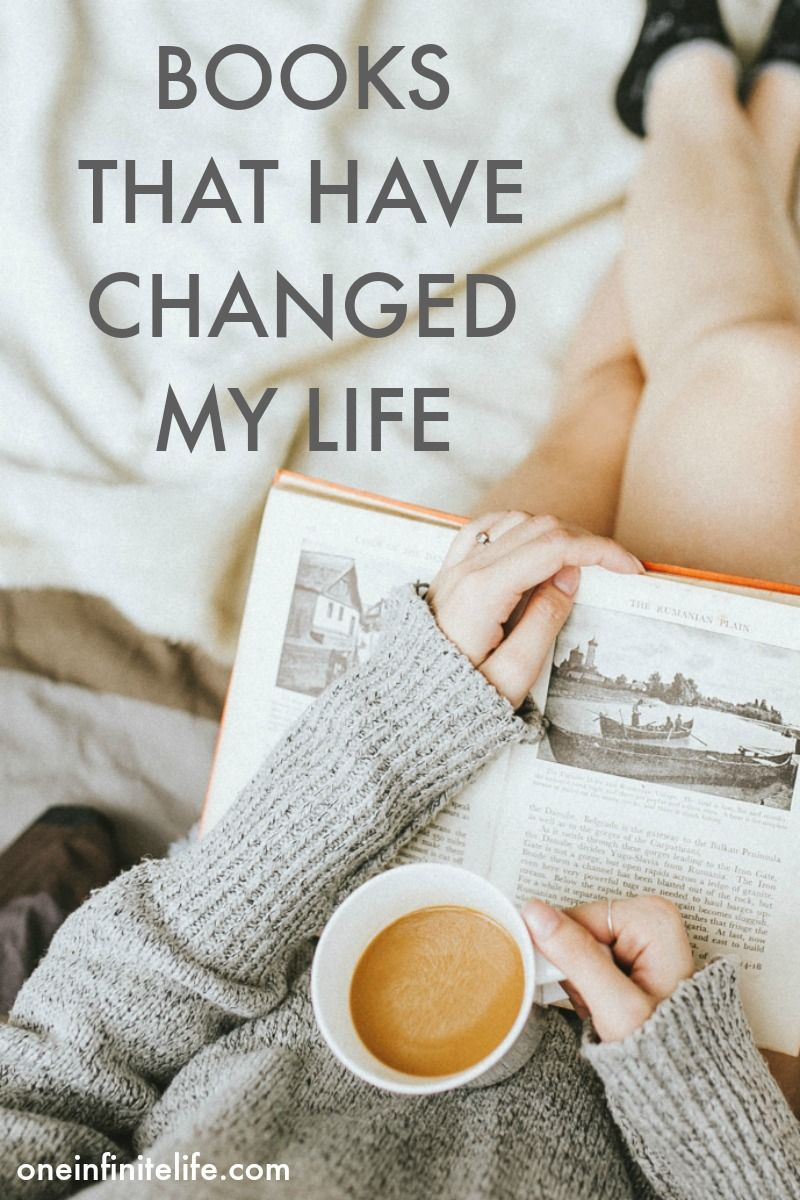 Books that have changed my life part 3 change my life