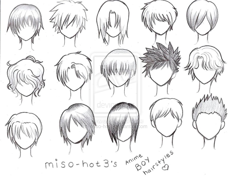 Short Anime Hairstyles For Guys Google Search Male Hairstyles Drawing Abbey Blog In 2020 Anime Boy Hair Manga Hair Anime Boy Sketch