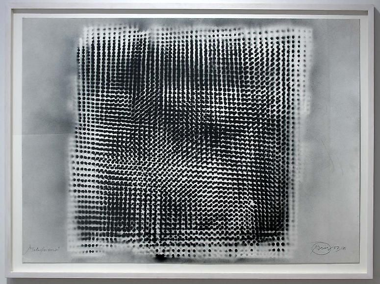 Otto Piene Artist | Screens, Grids, Meshes and Other Entrapments ...