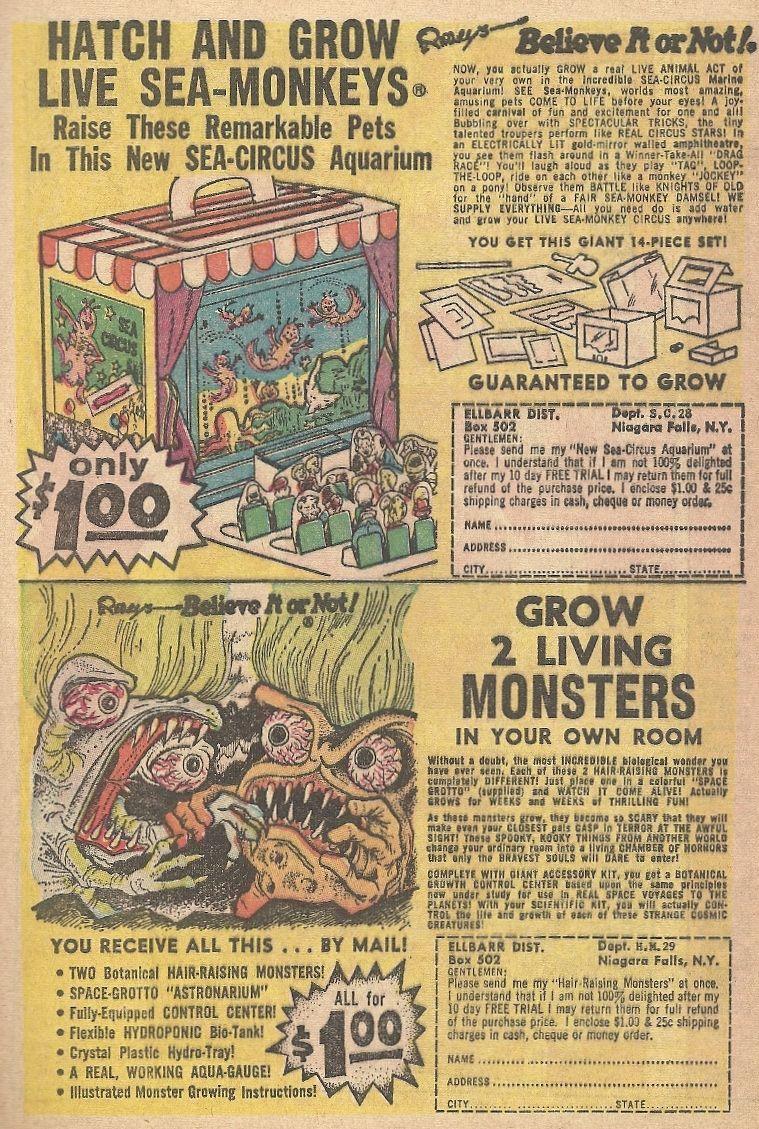 Sea Monkeys Sea Monkeys The Incredibles The Good Old Days