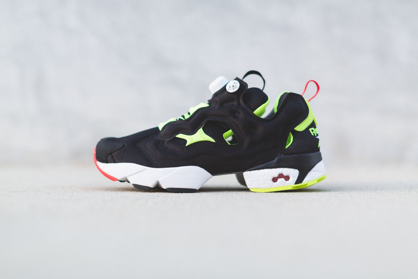 adidas & Reebok's Instapump Fury Boost: Here's Your First Look