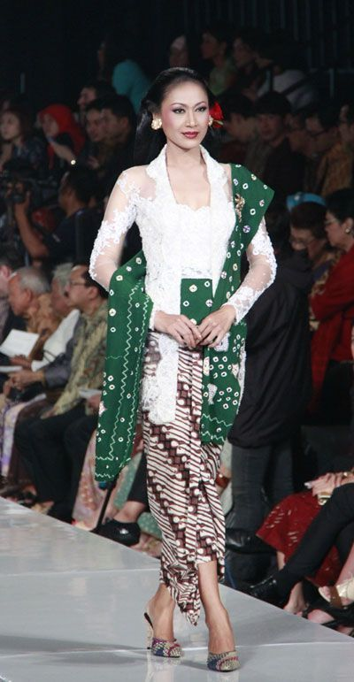 Contoh Model Kebaya Modern Terbaru 2017 Gaun Muslim In 2019