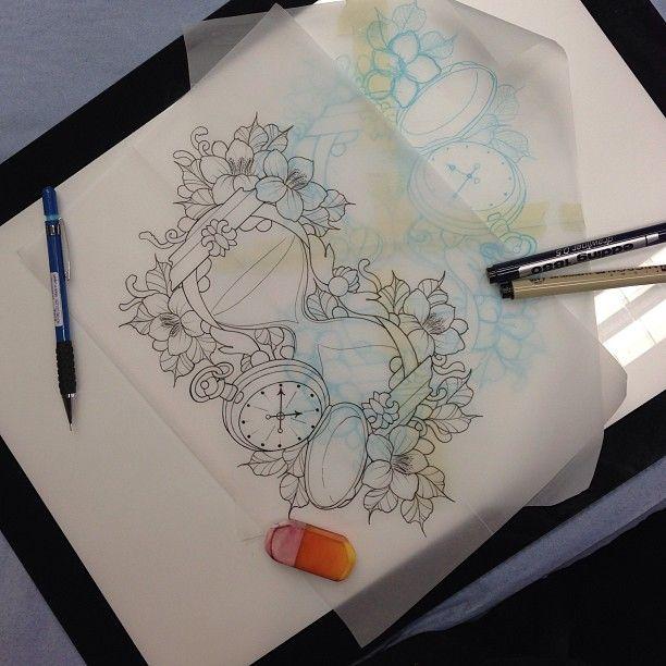 inkybynature:  by Cesar Mesquita of Black Garden Tattoo, London UK http://tattoo-ideas.us