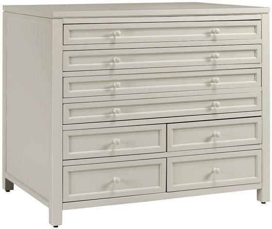Martha Stewart Living™ Craft Space Eight-Drawer Flat-File Cabinet ...