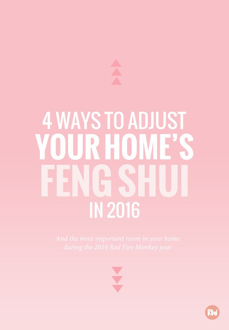Make sure your home is prepared for the feng shui changes coming ...