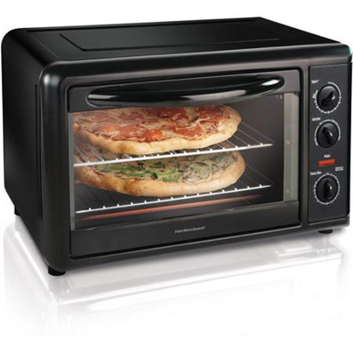 Hamilton Beach Counter Top Oven With Convection Rotisserie Extra