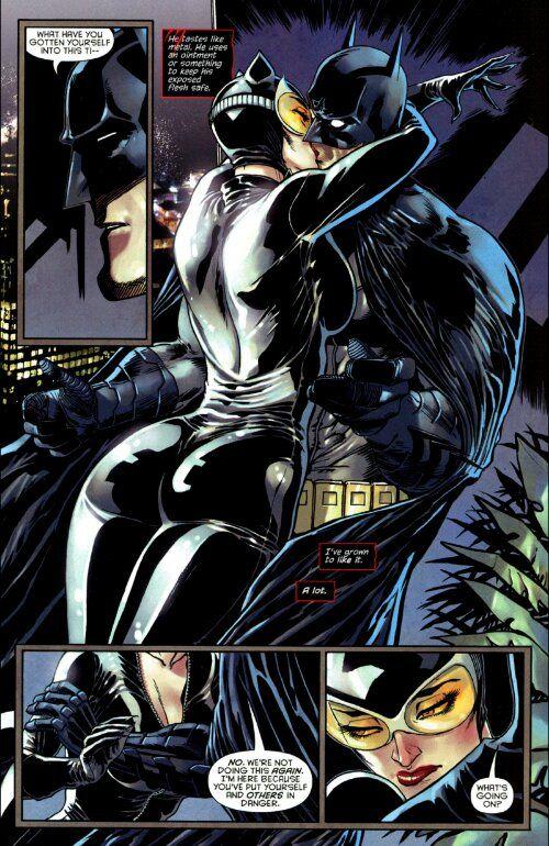 Batman comendo a mulher gato [PUNIQRANDLINE-(au-dating-names.txt) 22