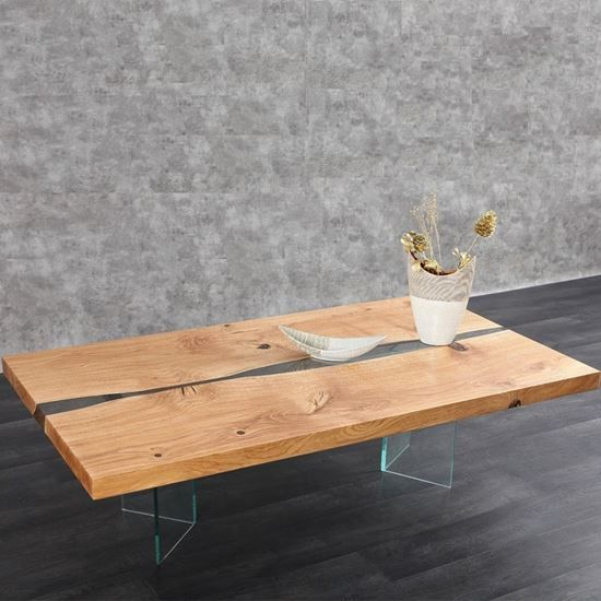 Oak Central Resin Table Top Resin Table Resin Table Top
