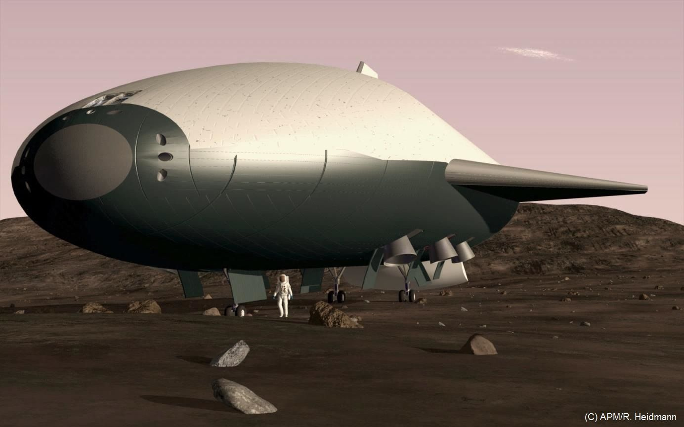 Interstellar News Blog: What could the Mars Colonization ...