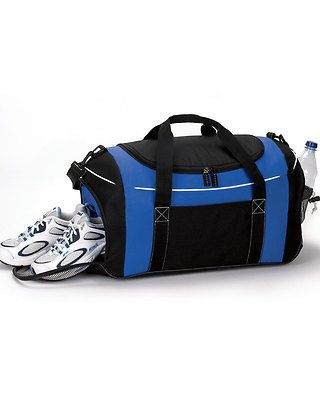 Gemline Victory Adjustable Shoulder Strap Top Grab Handles Sport Bag. 4532 Description   Water bottles and everything else an active person might need… it all fits in this smartly-designed sports bag. 600-denier polyester, adjustable, removable shoulder strap, top grab handles, side cinch mesh water-bottle pocket, generous sized front pocket, end shoe tunnel. Care Instruction   Spot clean only.
