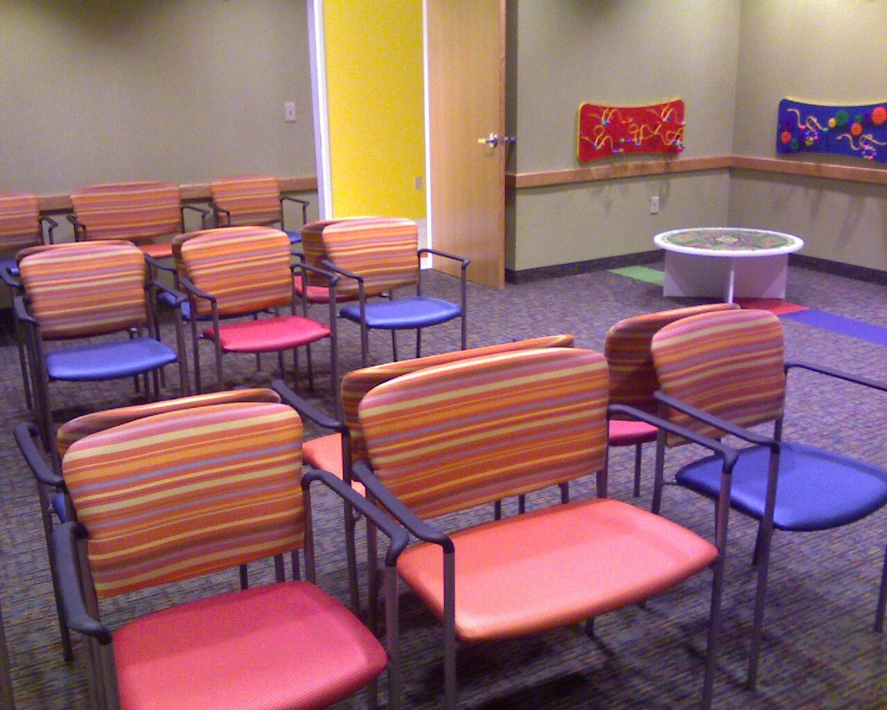 Gallery Healthcare Furniture Office Waiting Room Chairs