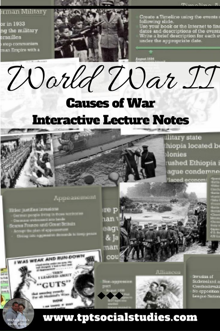 Causes of world war two ppt on appeasement wwii timeline activity causes of world war two ppt on appeasement wwii timeline activity ww2 pinterest common core standards core standards and high school students gumiabroncs Images