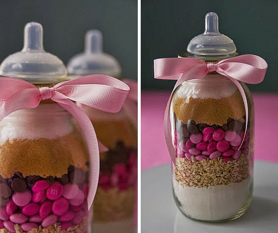 Mason Jar Baby Shower Decorations | Decorative Design