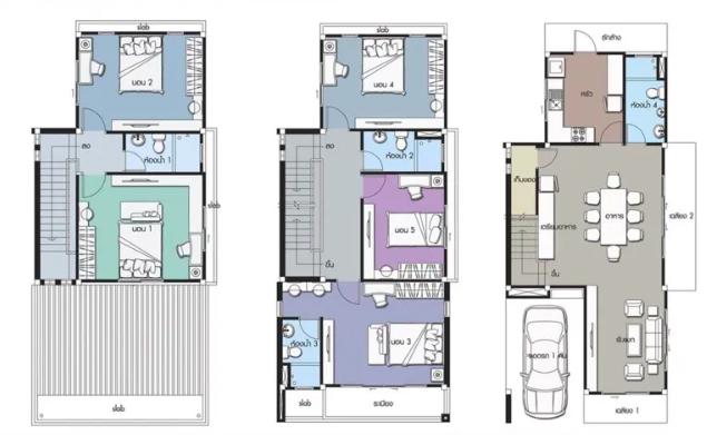 Top 5 Luxury Modern Villa Concepts Plan Amazing Architecture Magazine Model House Plan Architectural House Plans Home Design Plans