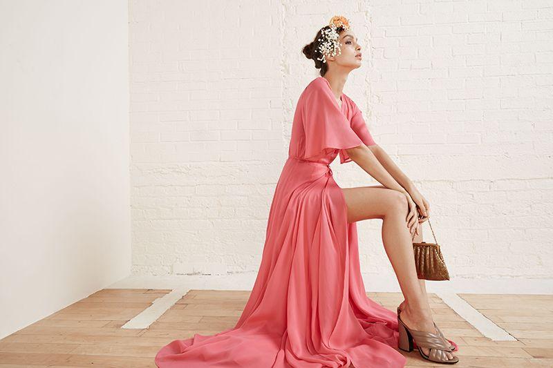 $500做個高貴新娘!Reformation 簡約優雅婚紗系列
