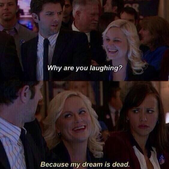 Why Are You Laughing With Images Parks N Rec Parks And Rec