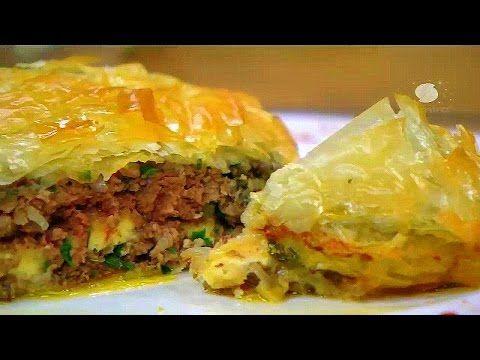 Tajine aux viande hach e recette facile la cuisine alg rienne samira tv youtube - Cuisine algerienne facile ...