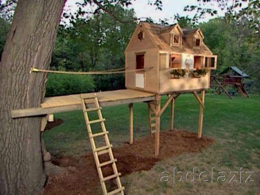 emejing tree house plans for kids images - 3d house designs