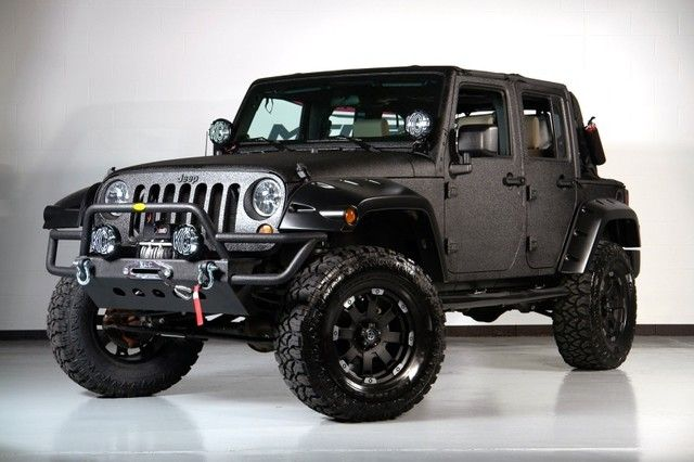 Jeep With Rhino Liner Coating On The Exterior This Is How We Roll Pinterest Rhinos Jeeps