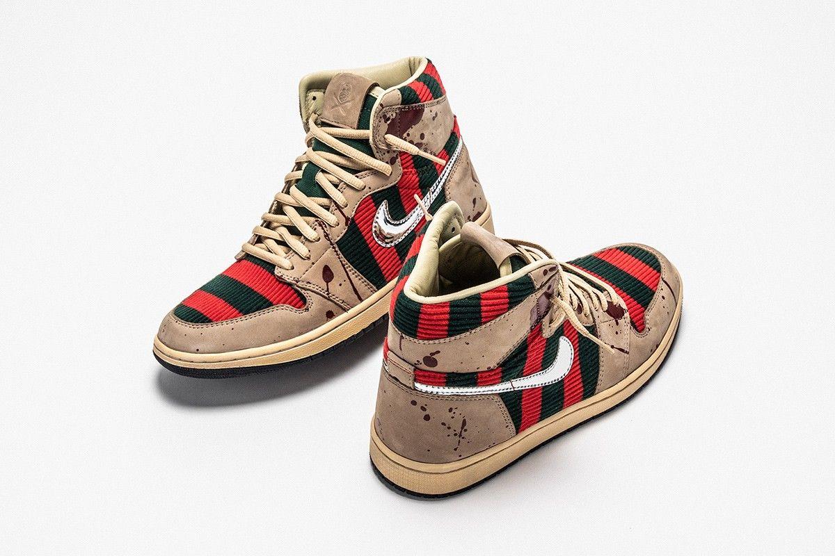 25++ Nike freddy krueger shoes ideas ideas in 2021