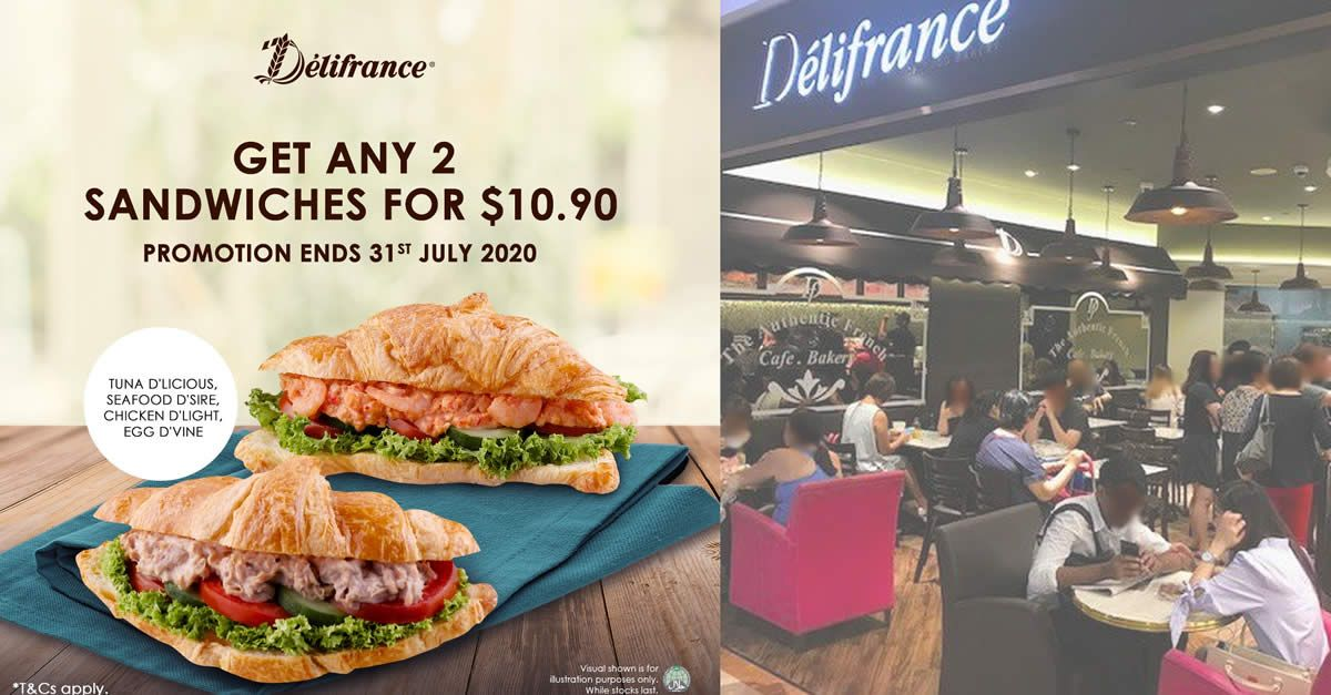 Pick Any Two Sandwiches For Just 10 90 For Takeaway And Dine In Till 31 July 2020 In 2020 Sandwiches 10 Things Seafood