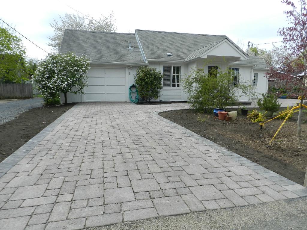 Coburg oregon permeable paver driveway graham landscape design coburg oregon permeable paver driveway graham landscape design solutioingenieria Choice Image