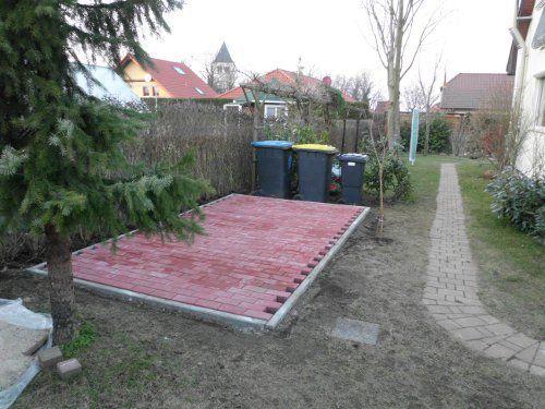 Gartenhaus selber bauen Boden in 2019 Gartenhaus