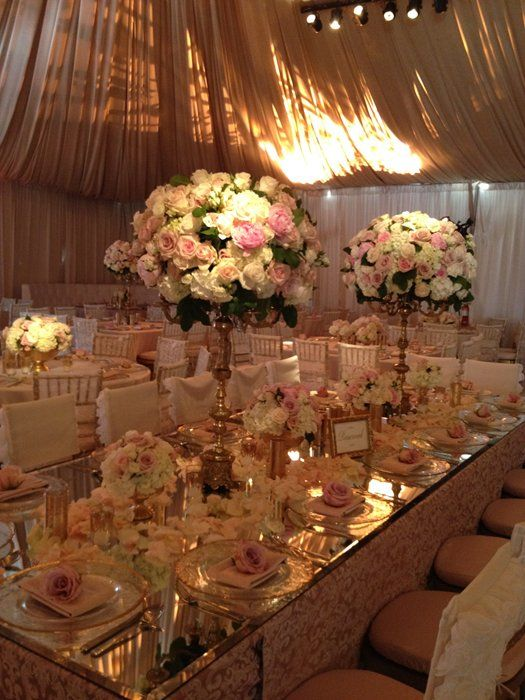 flowers, mirror, chair covers
