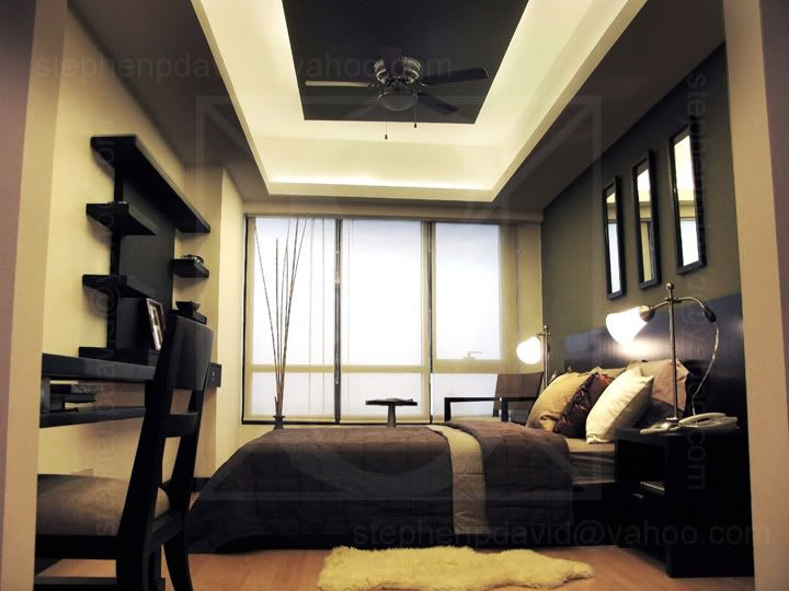 Studio Unit Interior Design. Condominium ...