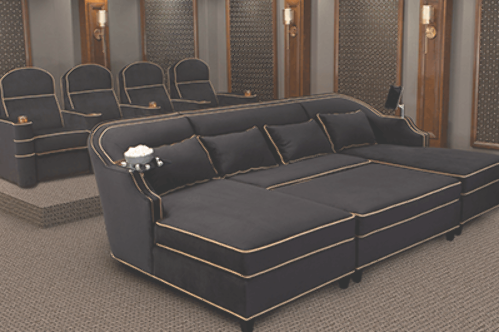 Cavallo Symphony Luxury Home Theater Seating With Images Home Theater Seating Home Theater Home